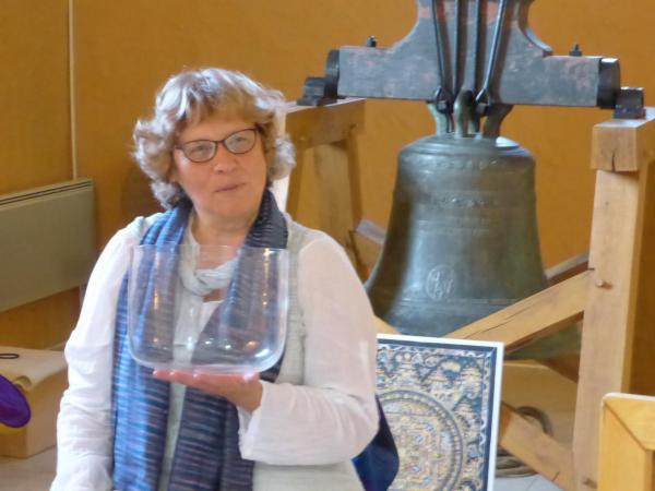 Concert Anne Marie KUBLER chapelle de Seppois le haut 2016