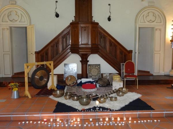 Concert Méditatif Anne-Marie Kubler à la chapelle de Wesserling
