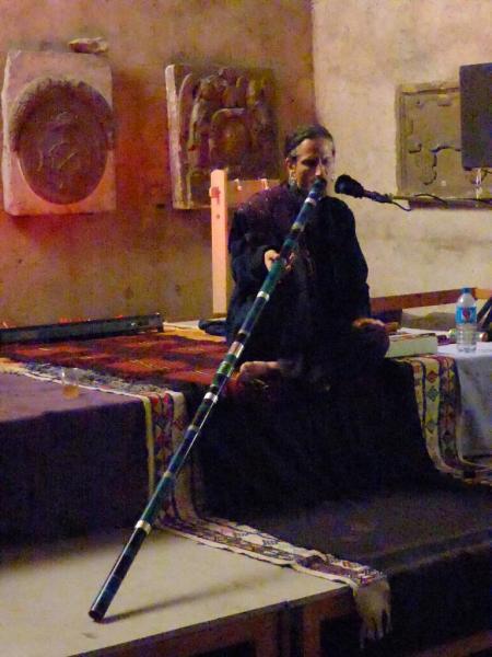 Steev Kindwald concert chapelle St Jean Mulhouse