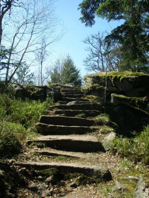 Escalier au Taennchel